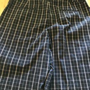 Anne Klein Sport Shorts - Anne Klein Sport Stretch Bermuda Size 18